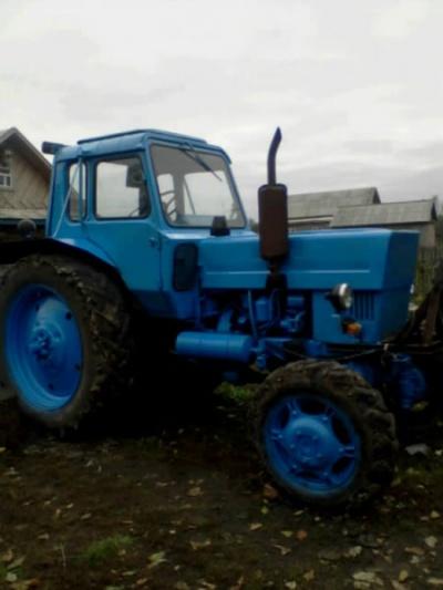 Продам трактор МТЗ 82 в Уфе.
